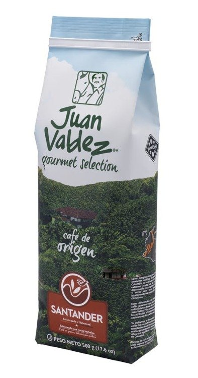 Kawa ziarnista Juan Valdez Single Origin Santander 500g