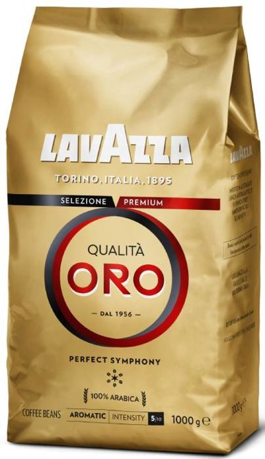 Kawa ziarnista Lavazza Qualita Oro 2x1kg + Lavazza Qualita Oro Mountain Grown 250g