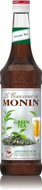 Koncentrat GREEN TEA MONIN 0,7 L - zielona herbata