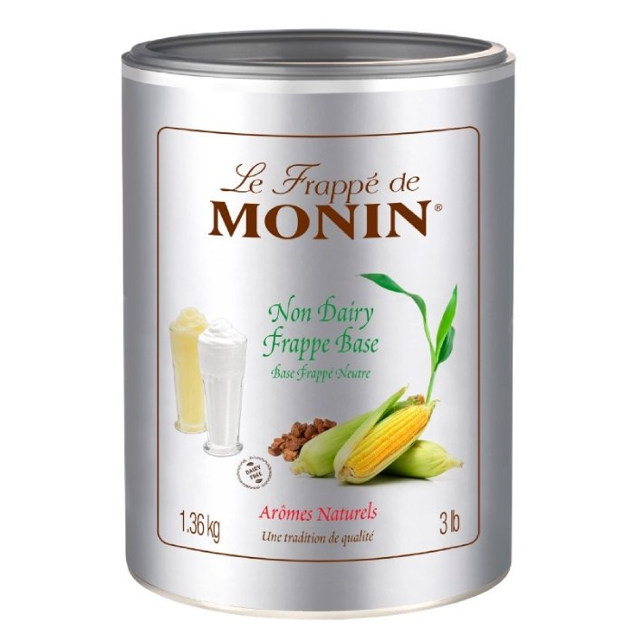 NEUTRAL FRAPPE BASE MONIN 1,36 kg