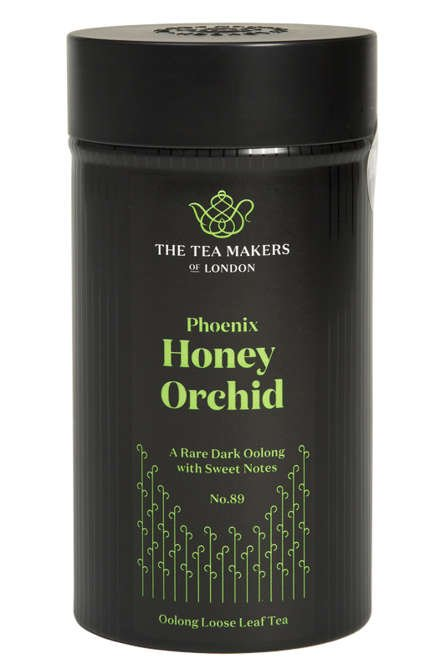Niebieska herbata The Tea Makers Phoenix Honey Orchid No.89 - 50g