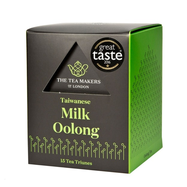 Niebieska herbata The Tea Makers Taiwanese Milk Oolong No.97 - 15x2,5g