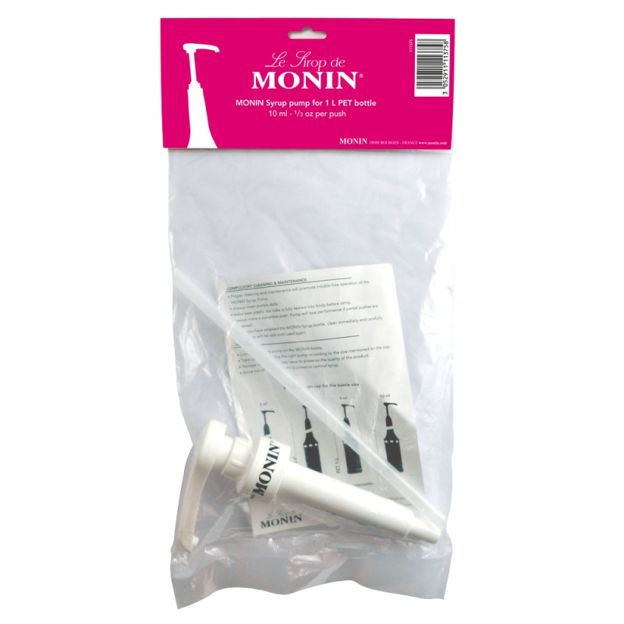 Pompka do syropów Monin 10 ml PET