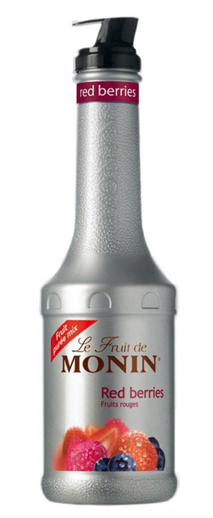 Puree RED BERRIES MONIN 1 L - Czerwone jagody