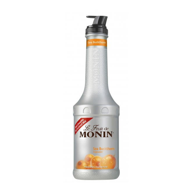 Puree SEA BUCKTHORN MONIN 1 L - Rokitnik