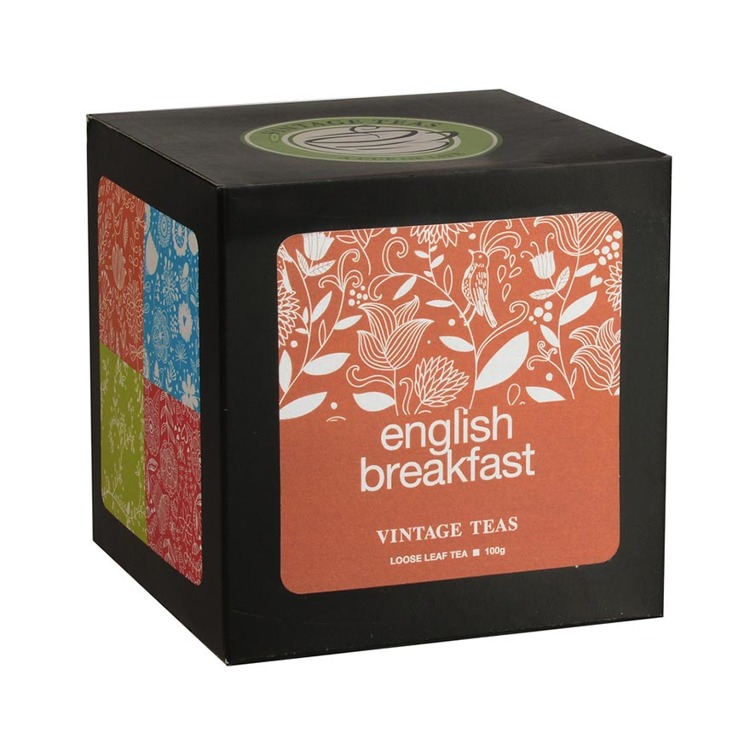 Sypana herbata Vintage Teas English Breakfast 100g
