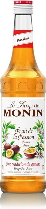 Syrop PASSION FRUIT MONIN 0,7 L - marakuja