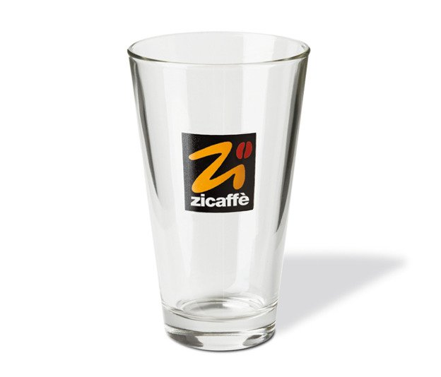 Szklanka do kawy latte 330ml - Zicaffe