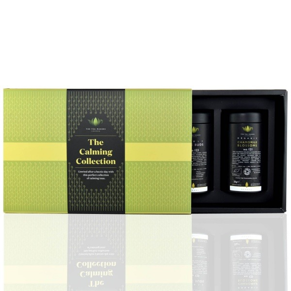 Zestaw ziołowych herbat The Tea Makers The Calming Collection - 3x25g