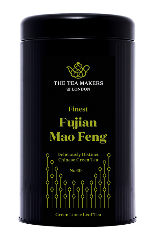Zielona herbata The Tea Makers Fujian Mao Feng No.60 - 100g