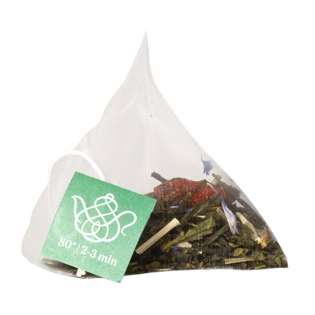 Zielona herbata The Tea Makers Sencha Goji Berry No.57 - 15x2,5g