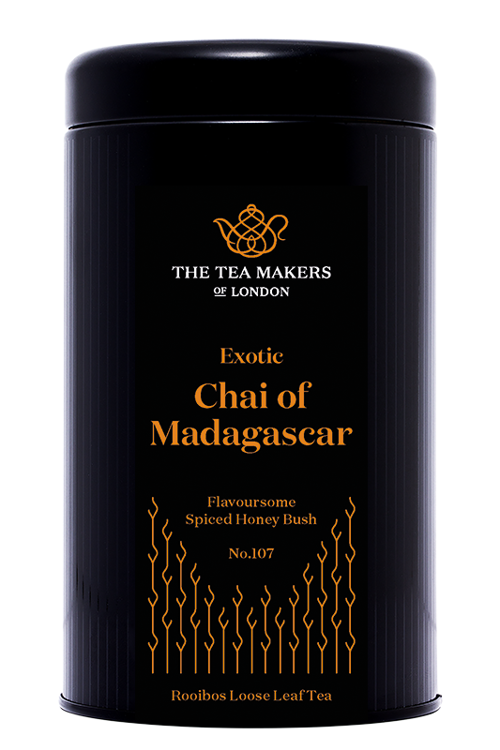 Ziołowa herbata The Tea Makers Chai of Madagaskar No.107 - 125g