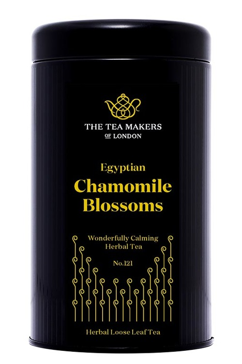 Ziołowa herbata The Tea Makers Organic Chamomile Blossoms No.121 - 50g
