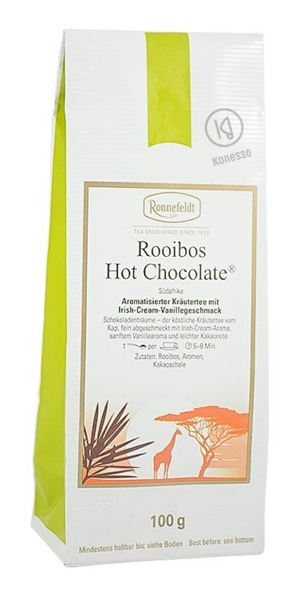Herbata Ronnefeldt Rooibos Hot Chocolate 100g