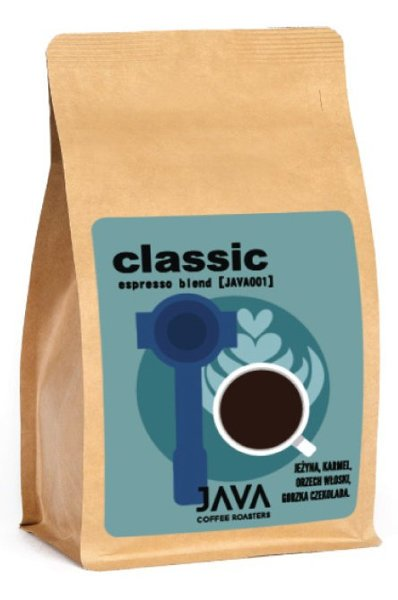 Kawa ziarnista Java001 100% arabika