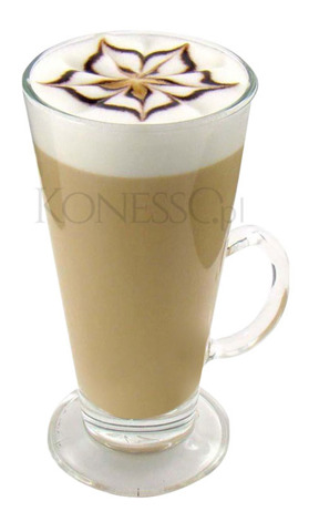 Szklanka do kawy Latte 260 ml